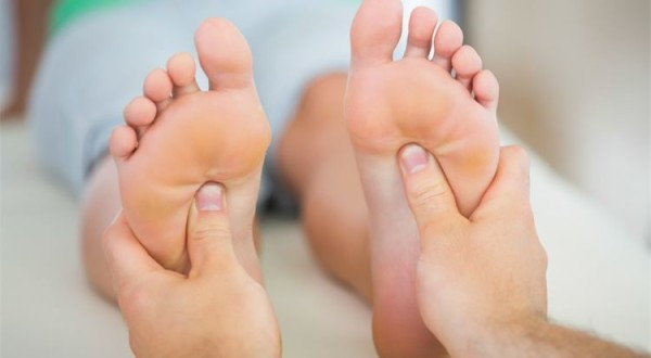 Reflexology for foot pain, reflexology kildare
