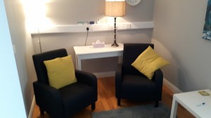 Counselling Room in Naas Kildare