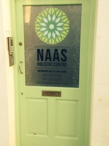 Naas Holistic Centre Door